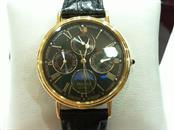 PULSAR WATCH Gent's Wristwatch MOON PHASE